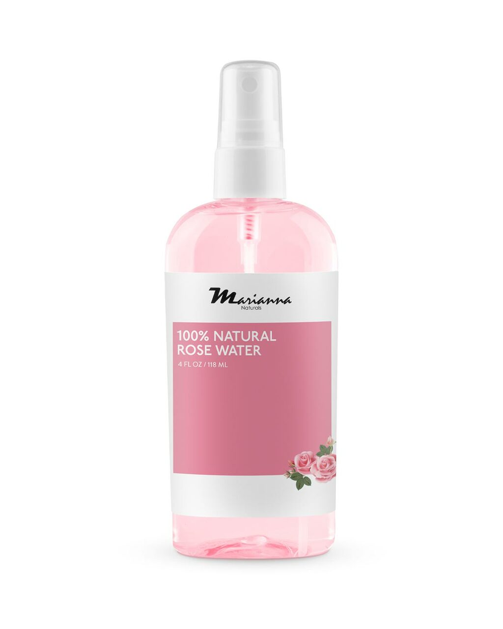 100% Rose Water Spray Toner and Refresher - Primary Thumbnail
