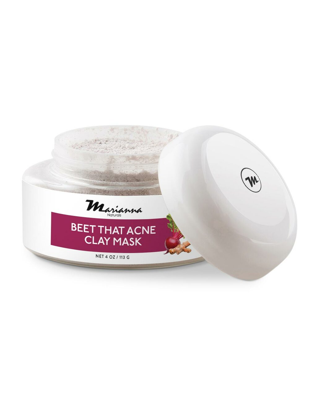 Beet That Acne Face & Body Clay Mask - Secondary Thumbnail