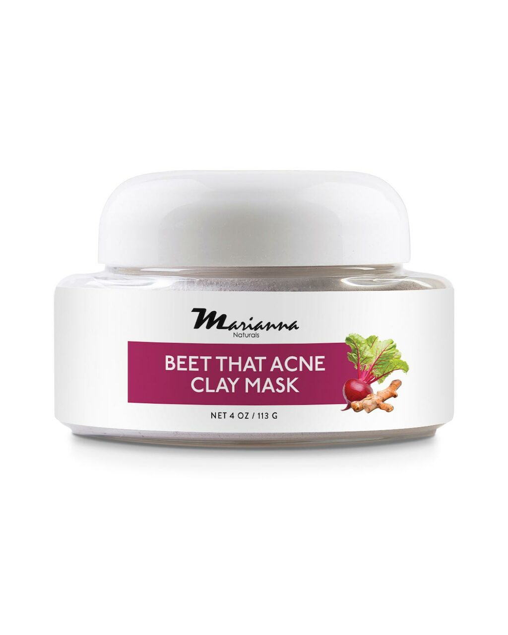 Beet That Acne Face & Body Clay Mask - Primary Thumbnail