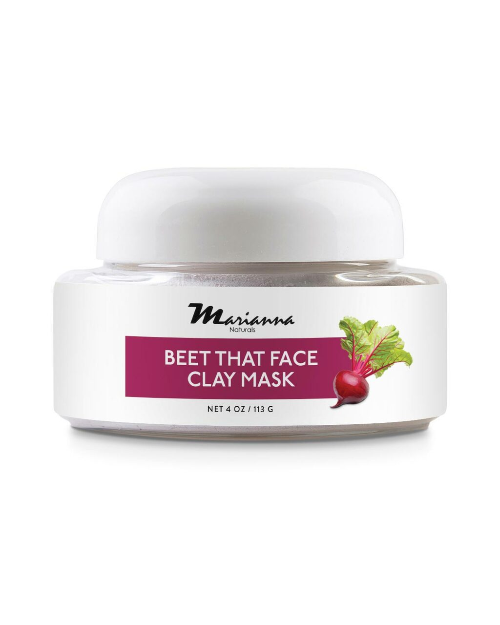 Beet That Face Clay Mask - Primary Thumbnail