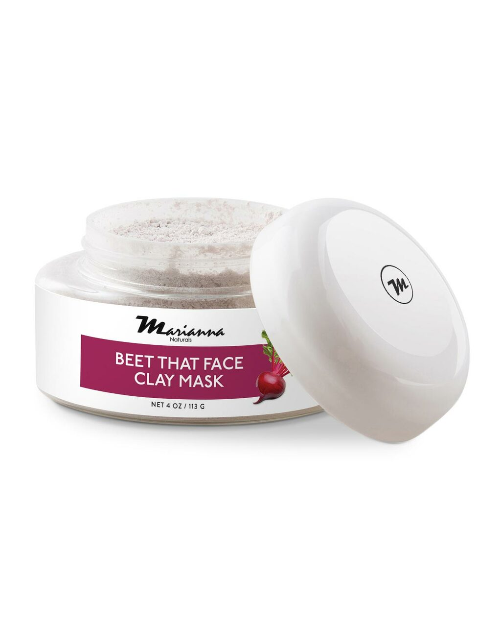 Beet That Face Clay Mask - Secondary Thumbnail