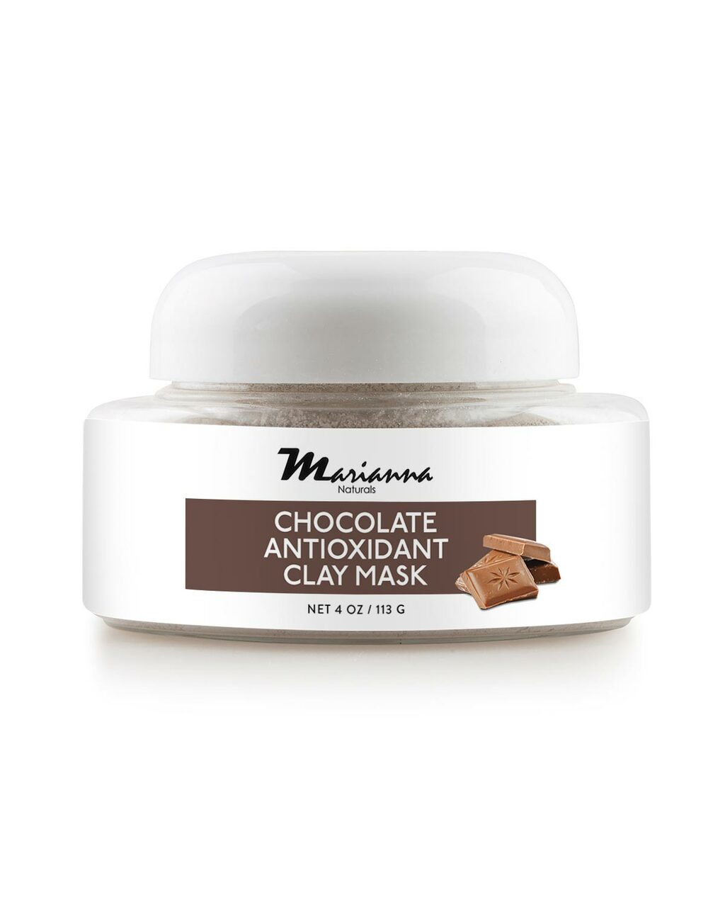 Chocolate Antioxidant Clay Mask - Primary Thumbnail