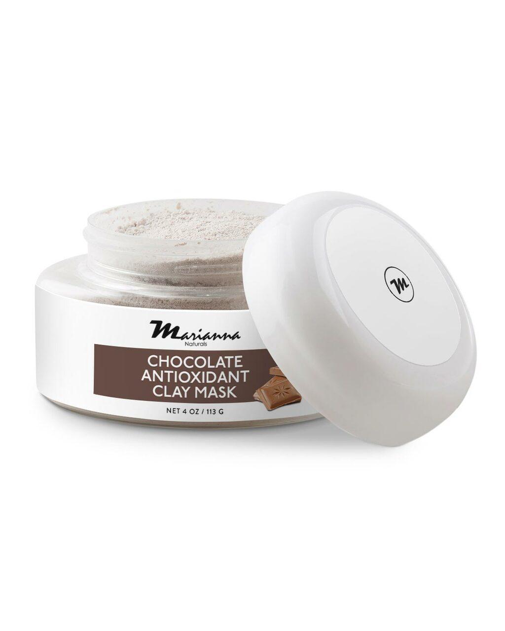 Chocolate Antioxidant Clay Mask - Secondary Thumbnail