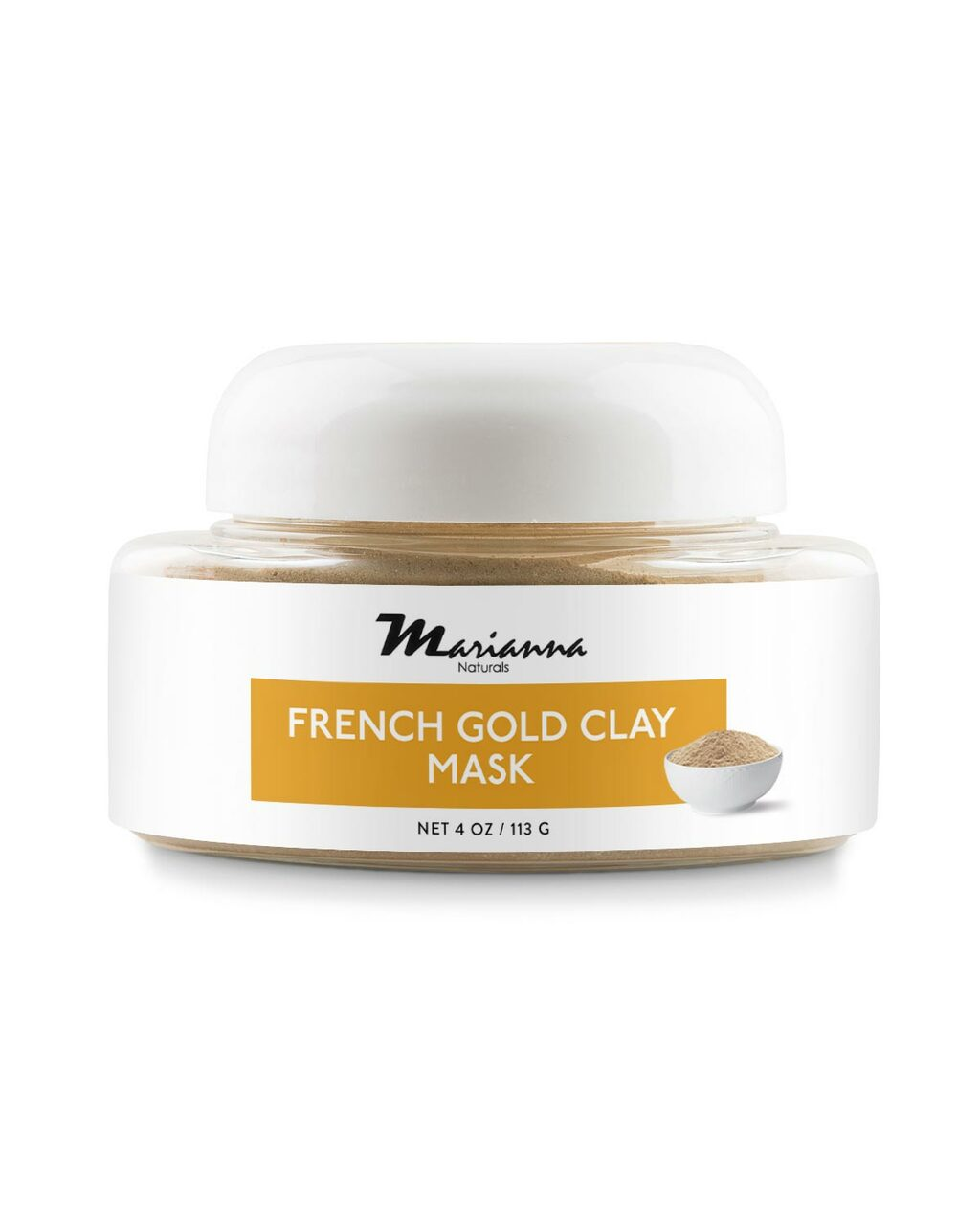 French Gold Clay Mask - Primary Thumbnail