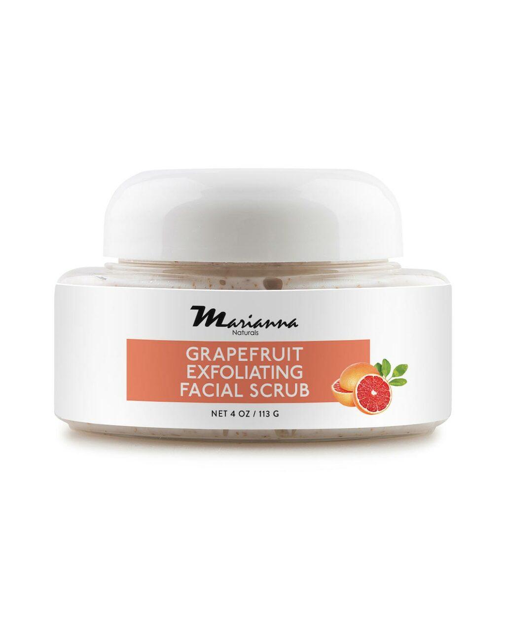 Grapefruit Exfoliating Facial Scrub - Primary Thumbnail