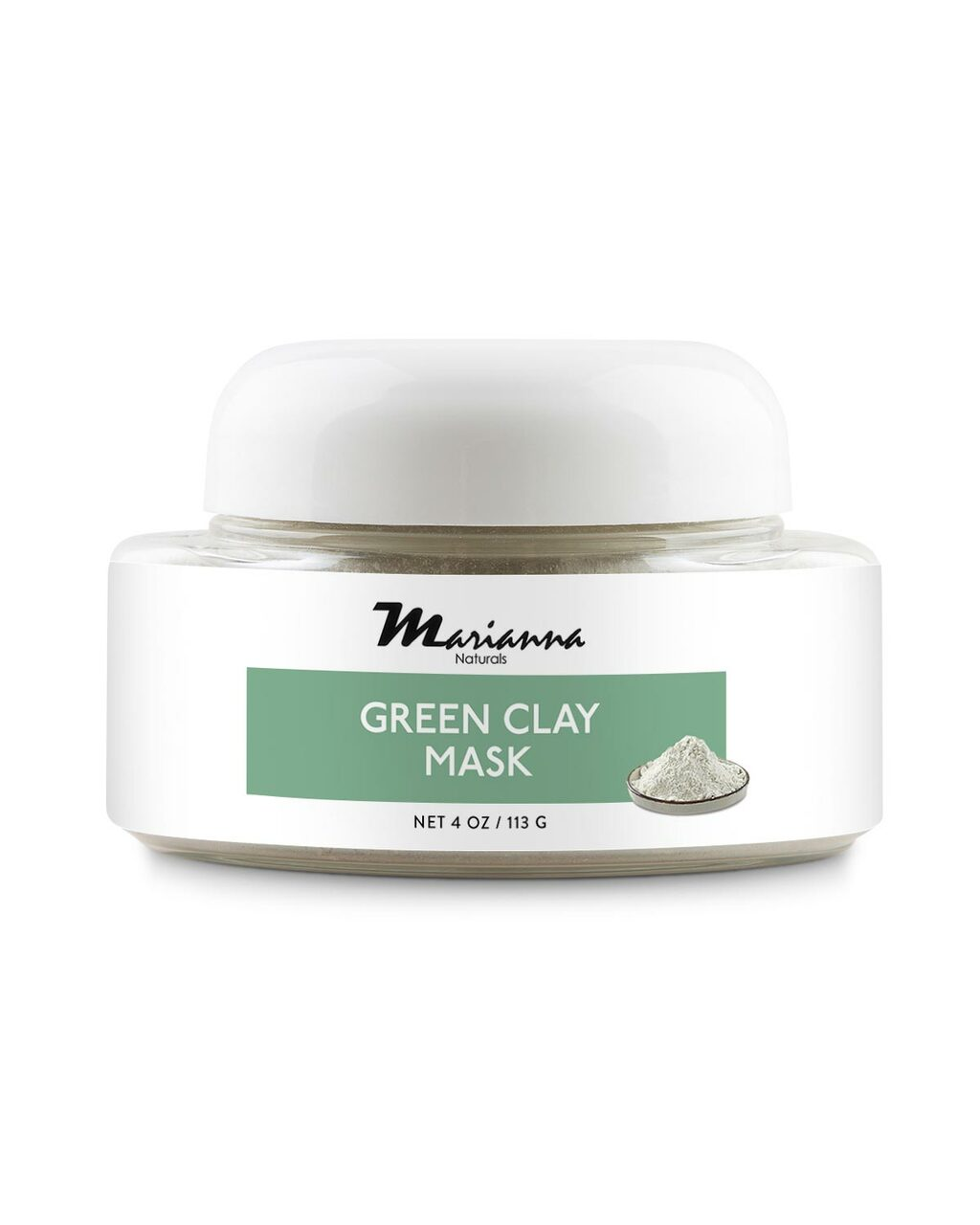 Green Clay Mask - Primary Thumbnail