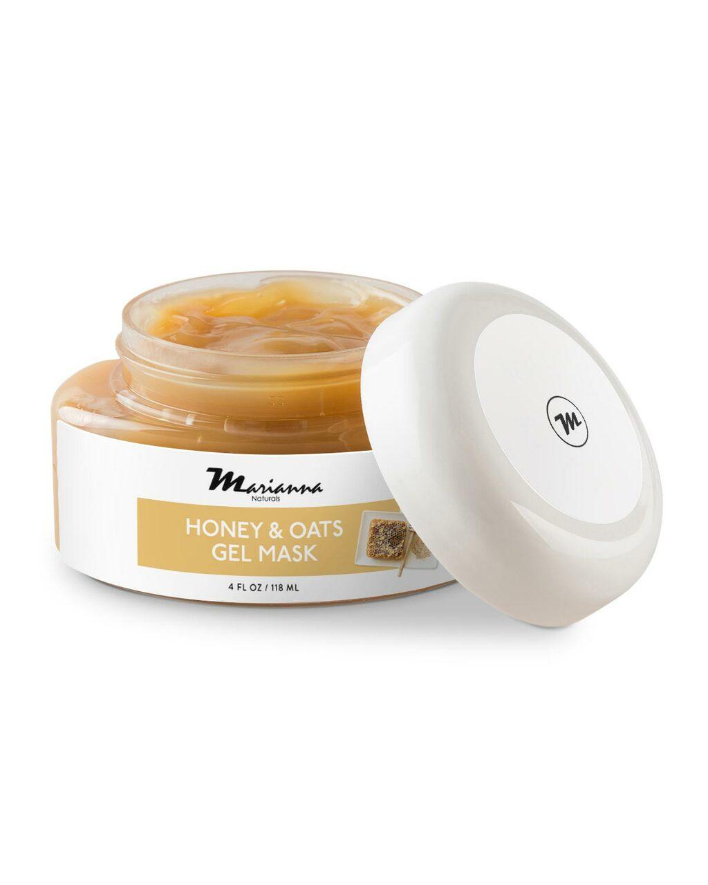 Honey & Oats Facial Mask - Secondary Thumbnail