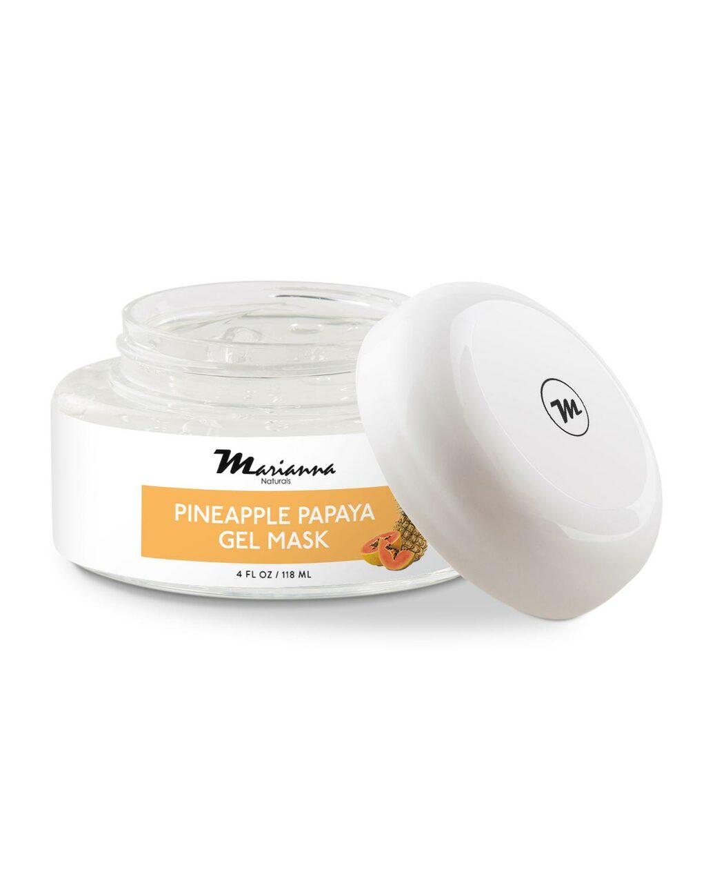 Pineapple Papaya Gel Mask - Secondary Thumbnail