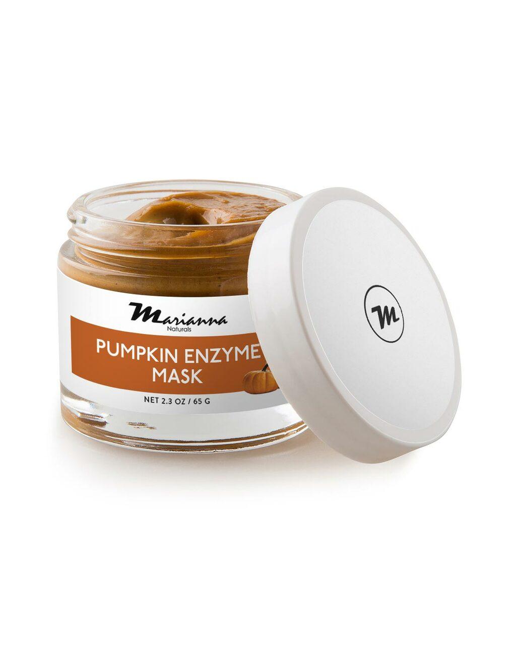 Pumpkin Enzyme Peel Mask - Secondary Thumbnail