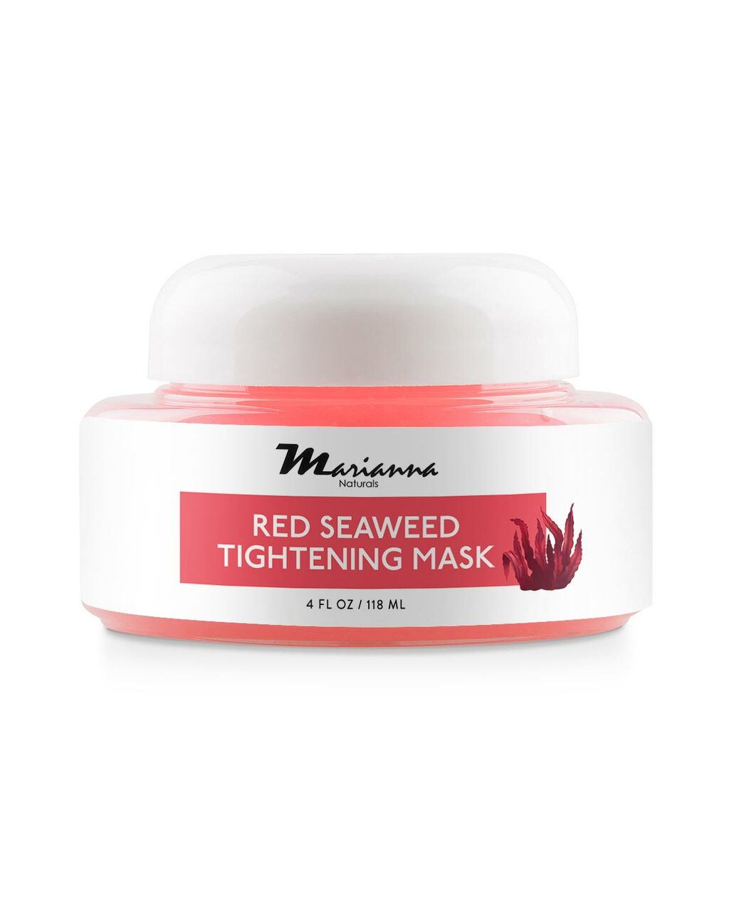 Red Seaweed Face & Neck Tightening Gel Mask - Primary Thumbnail