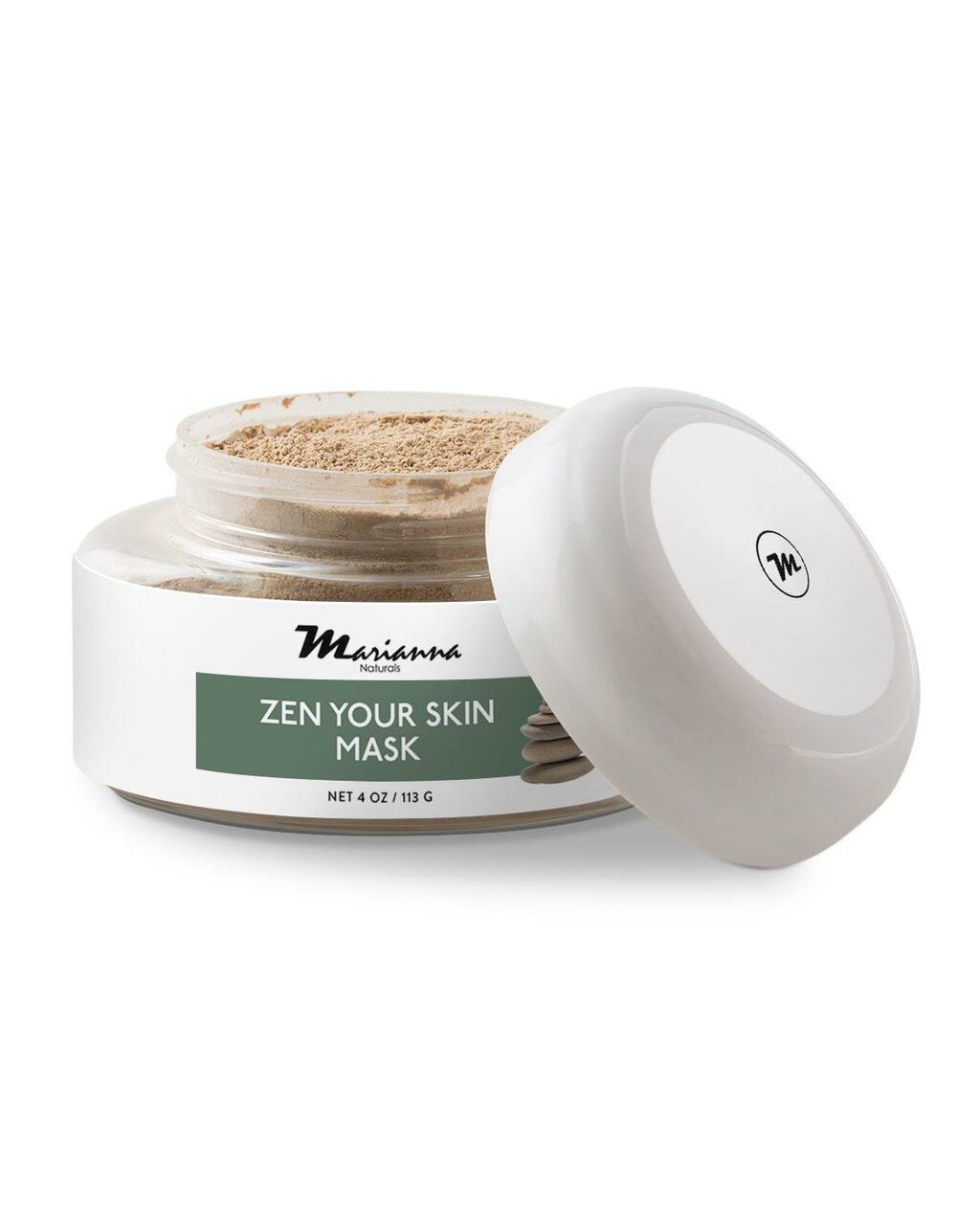 Zen Your Skin Clay Mask - Secondary Thumbnail
