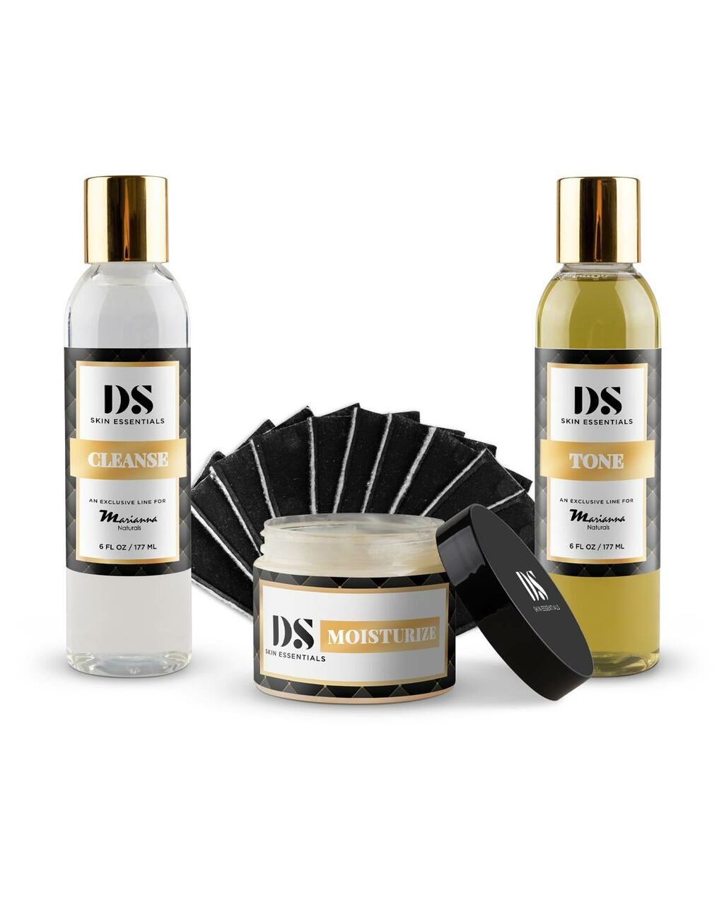 DS Skin Essentials 3pc Set - Primary Thumbnail
