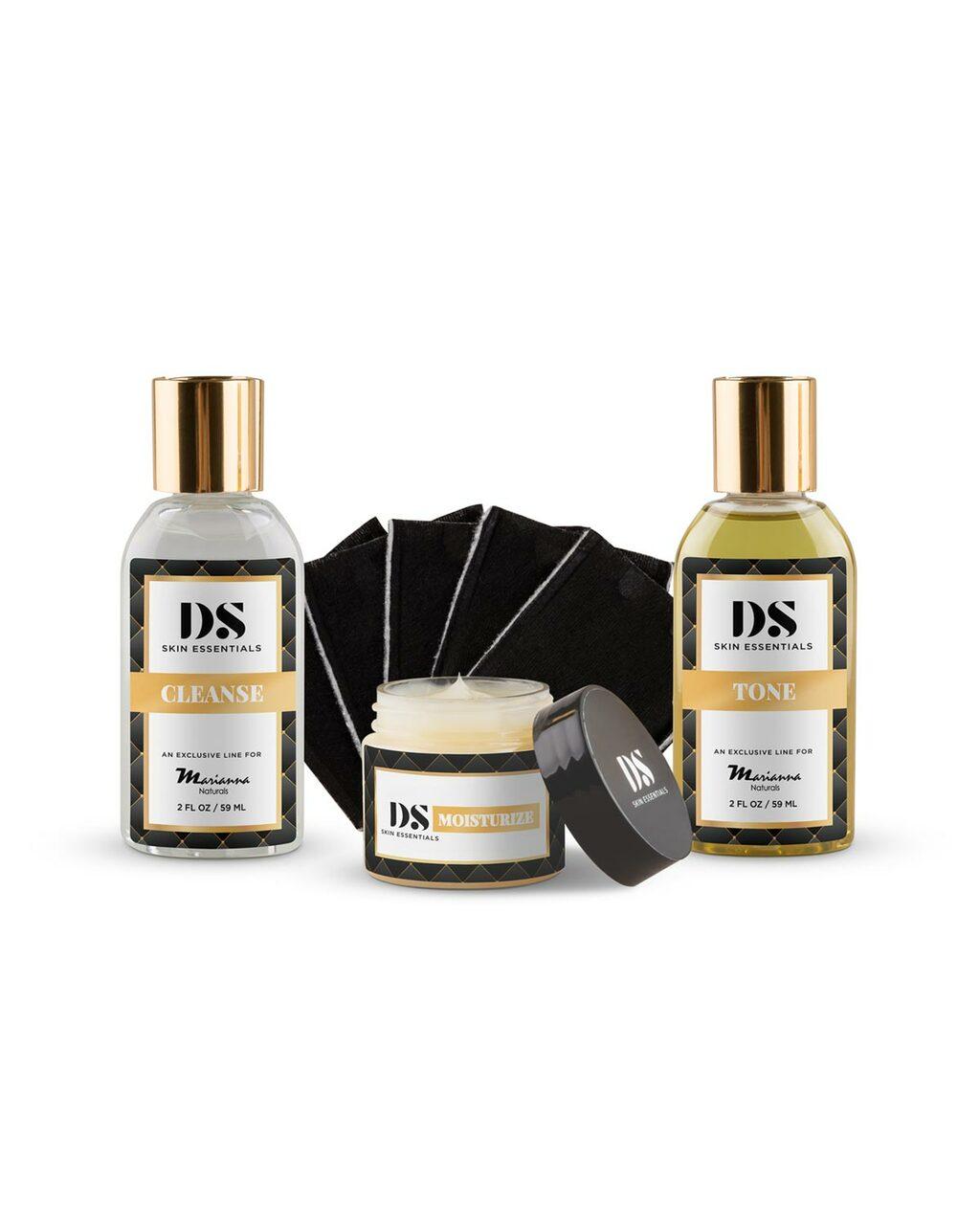 DS Skin Essentials Mini 3pc Set - Primary Thumbnail